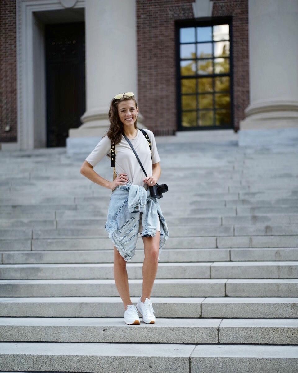 Harvard Campus - Travel - A Briutiful Life