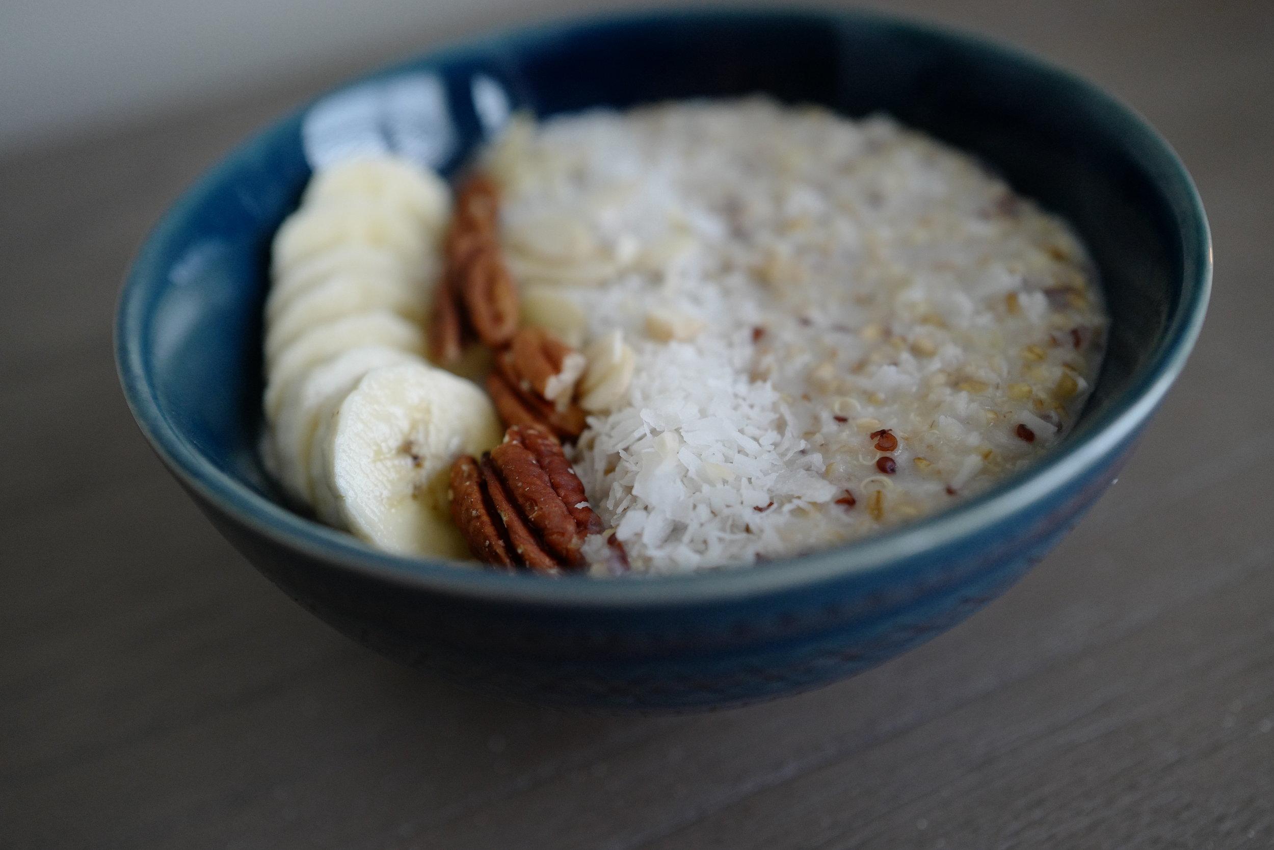 Quinos Coconut Porridge- Food- A Briutiful Life