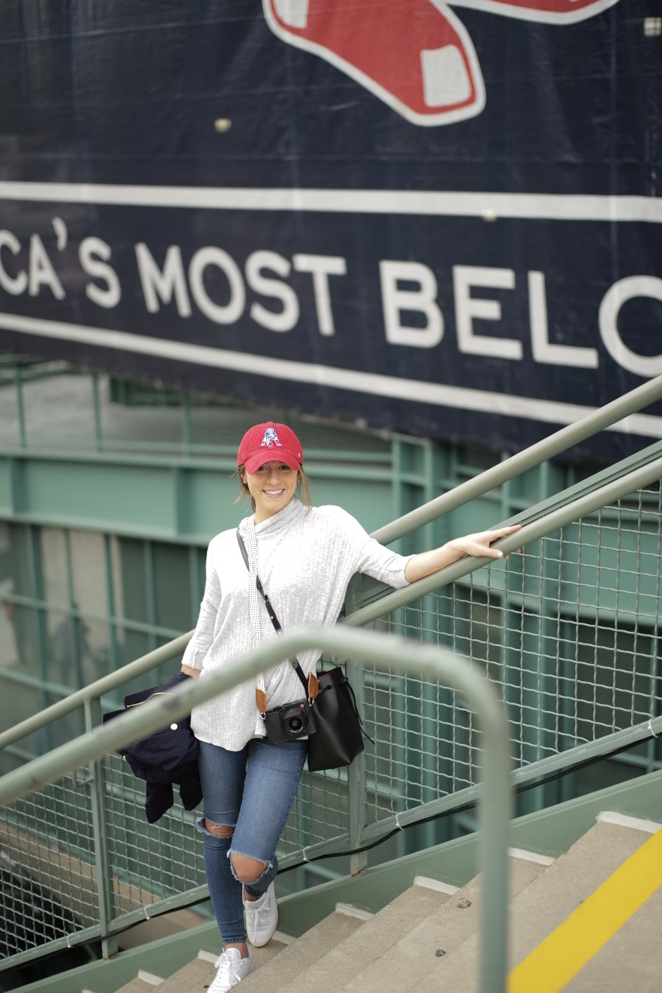 A day at Fenway -