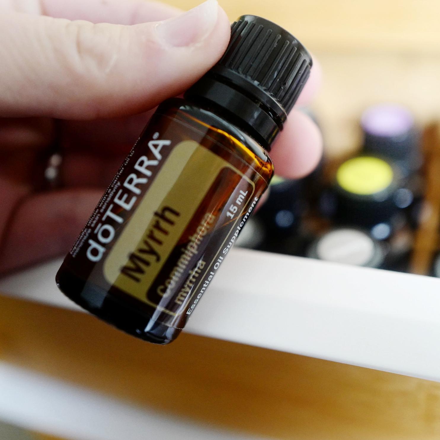 DIY Essential Oil Lotion- Beauty- A Briutiful Life