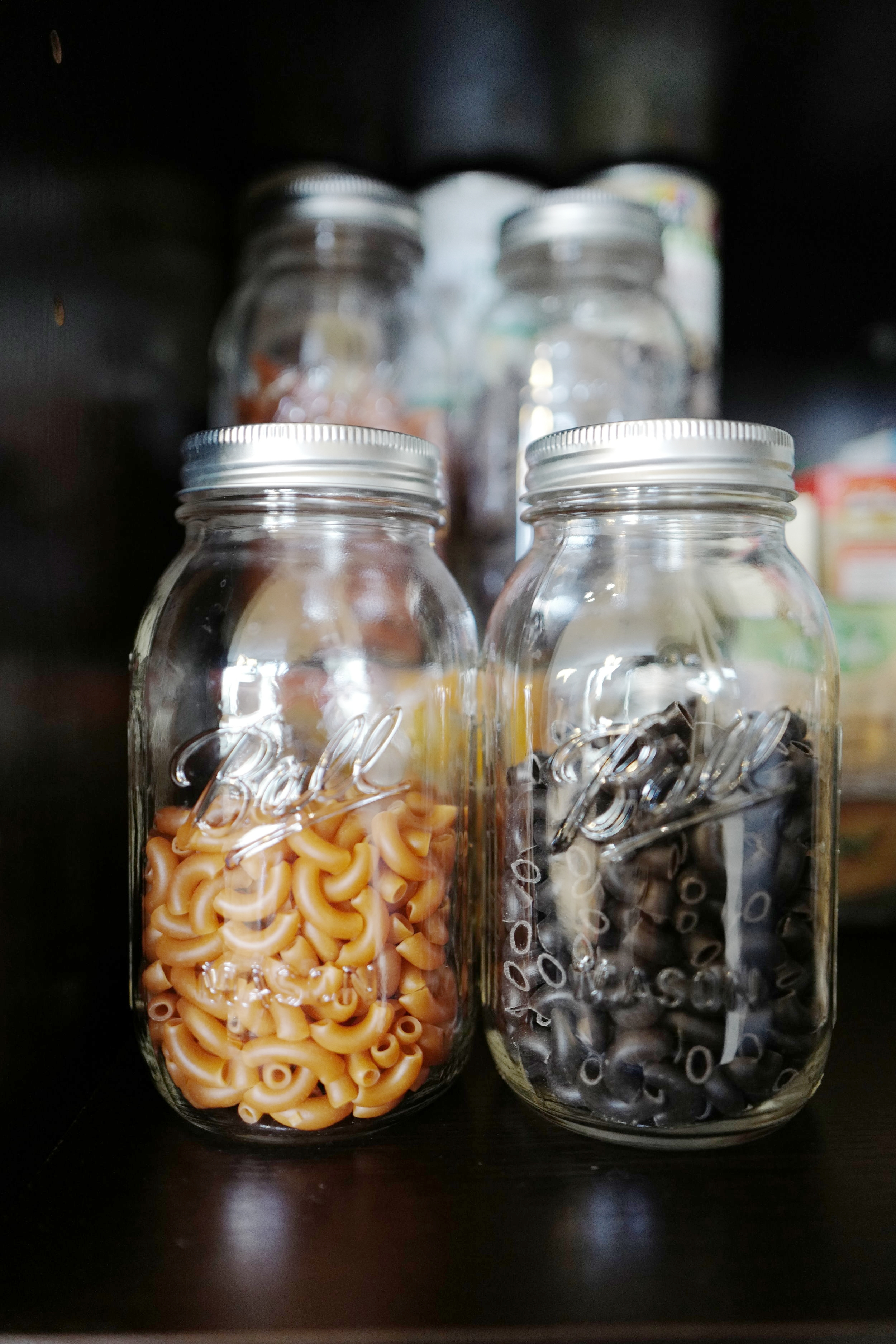 small pantry Solution -