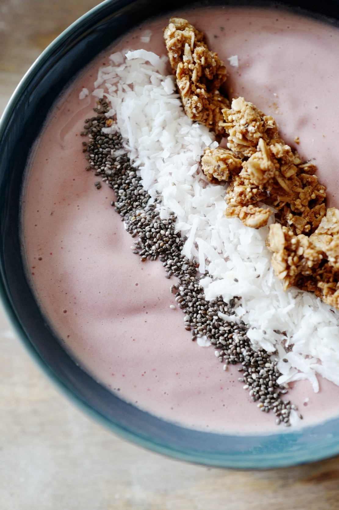 top 3 smoothie bowls -