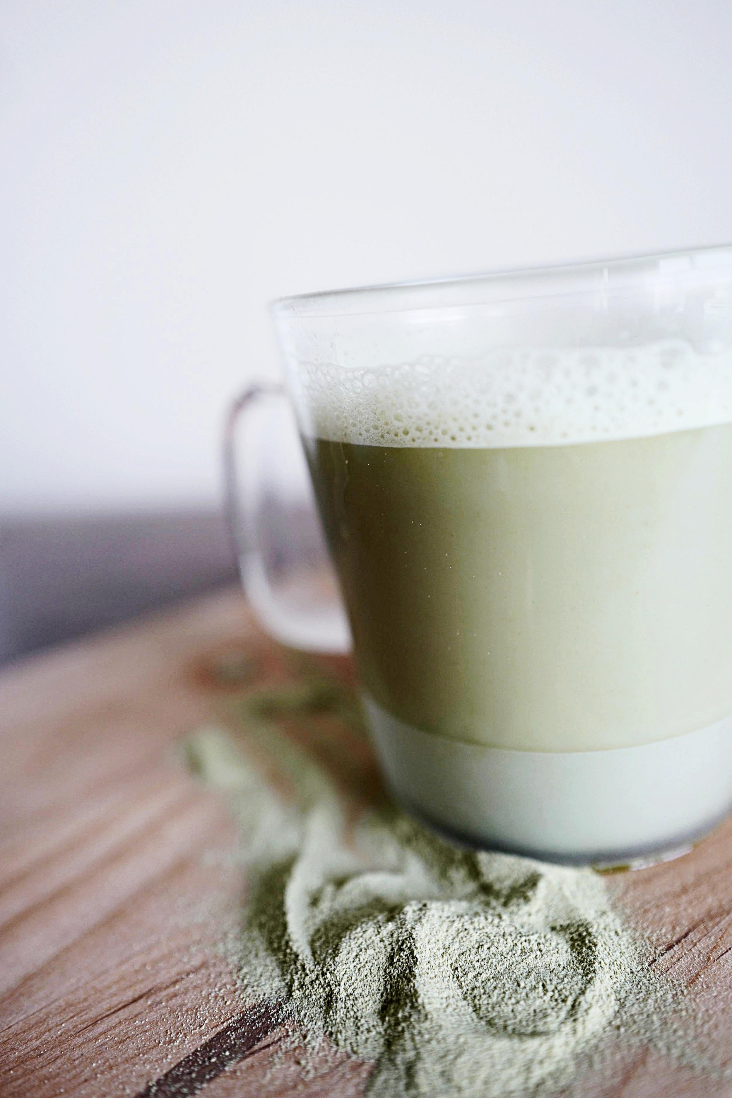 Matcha Latte -