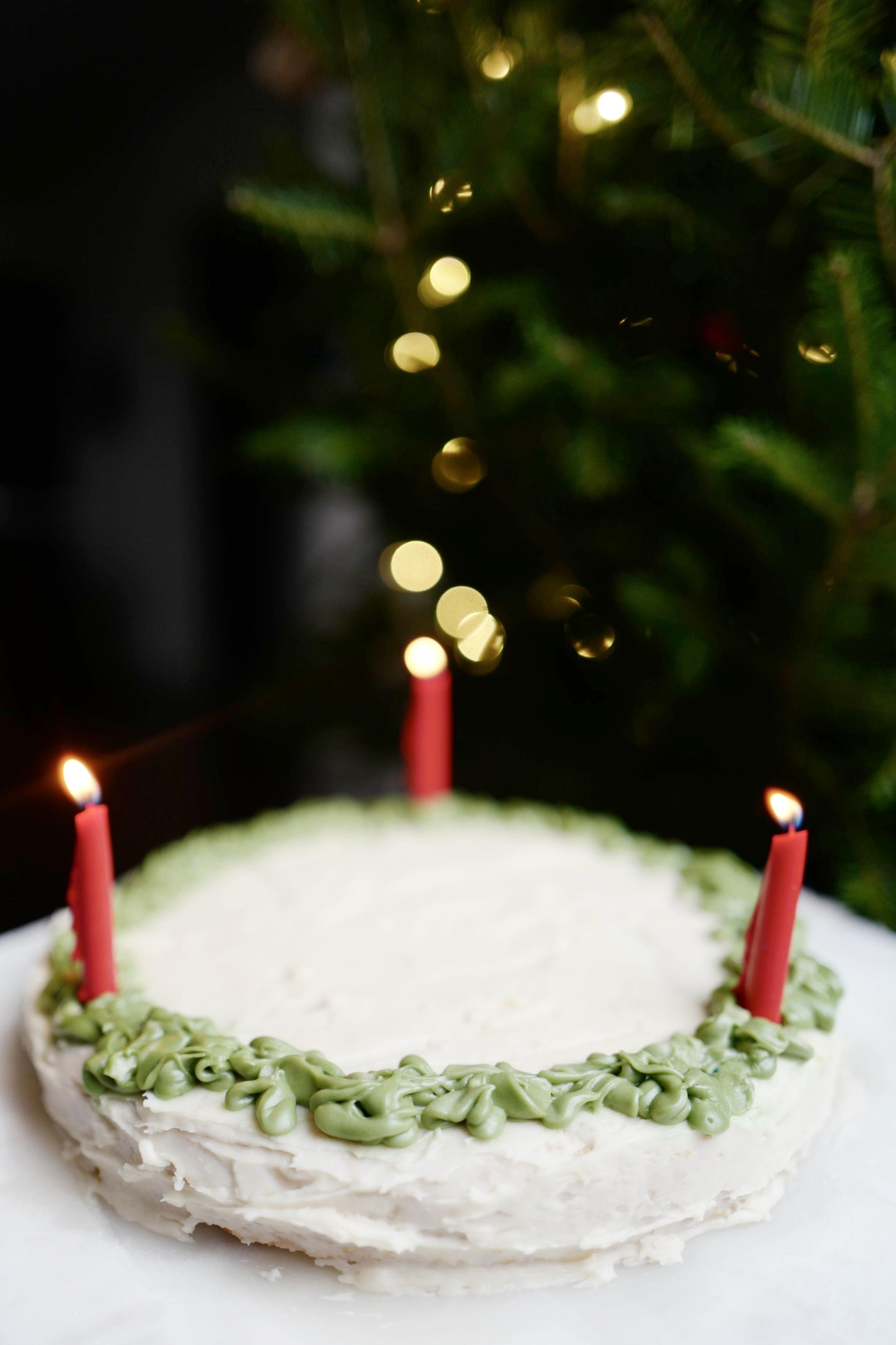 Jesus' Birthday Cake -