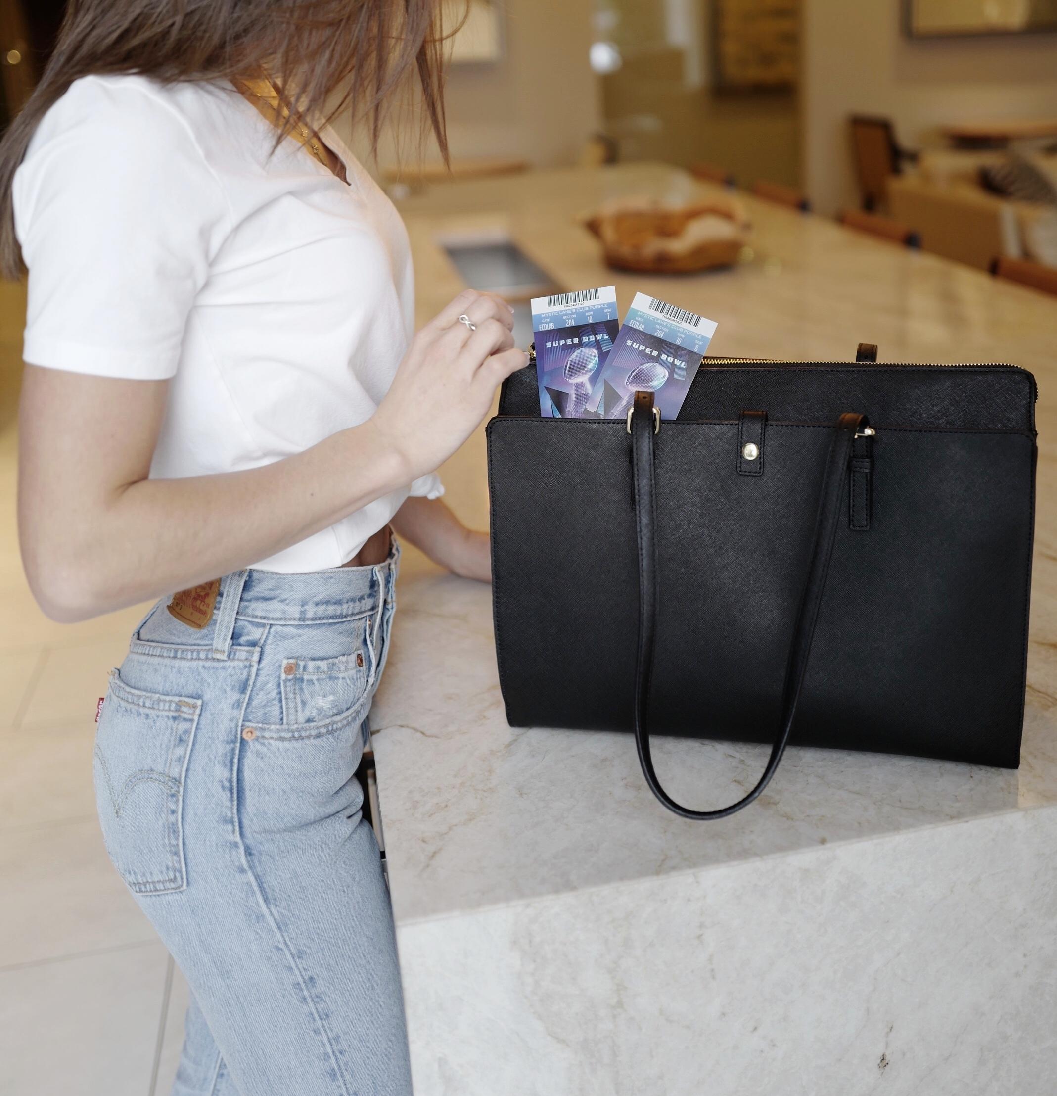 Travel Bag Black Samsonite