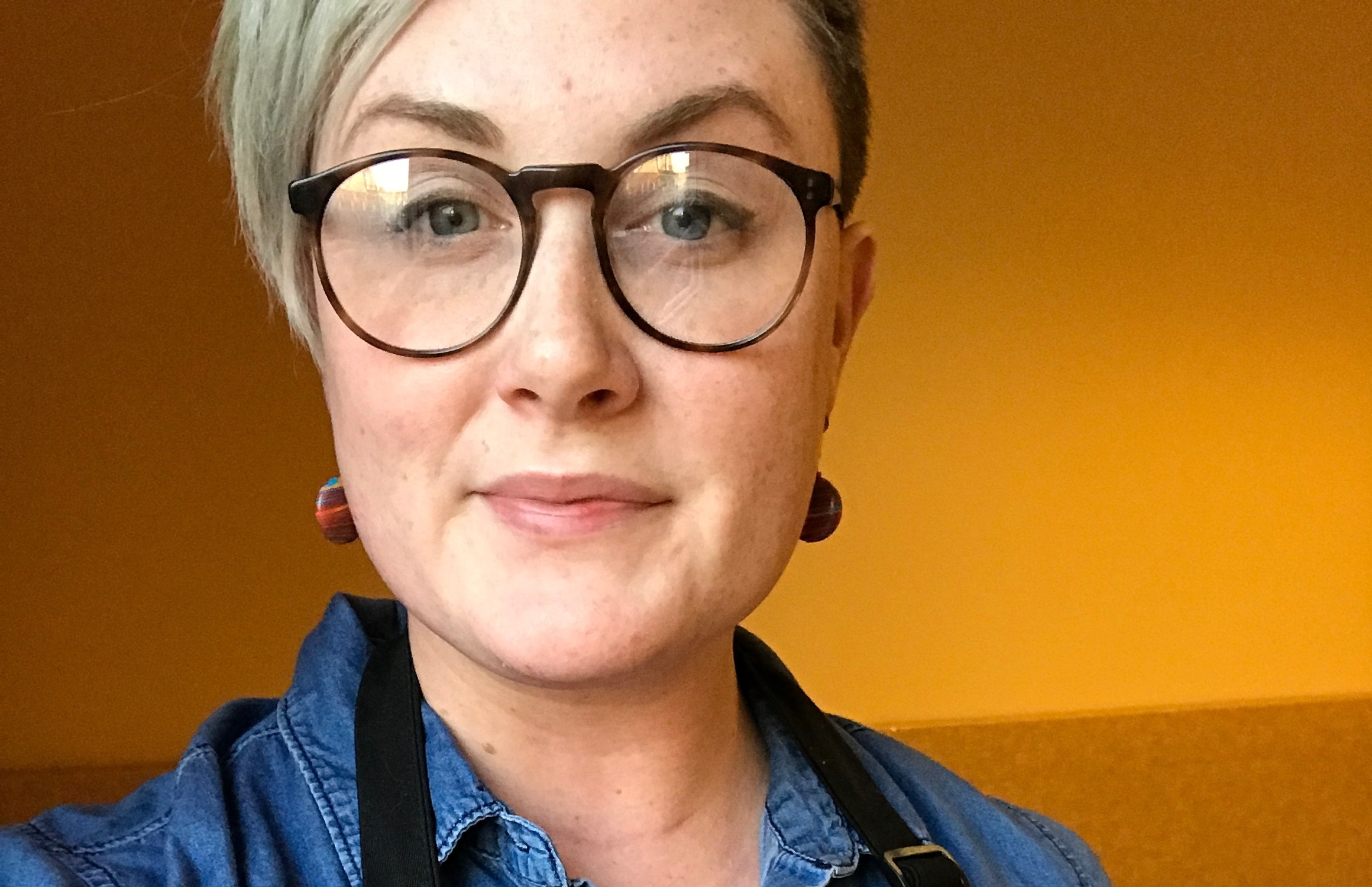 Emily Conner - Emily is one of the hosts of The Great American Love Story, and making people laugh has always been the most important thing to her. She is also a museum profession currently working at The American Visionary Art Museum.