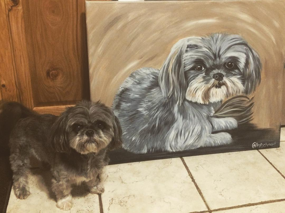 Pet Paintings -