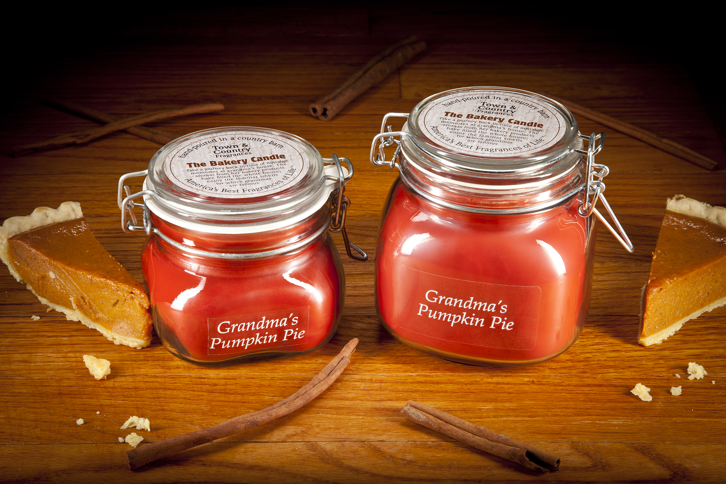 Bakery Candles