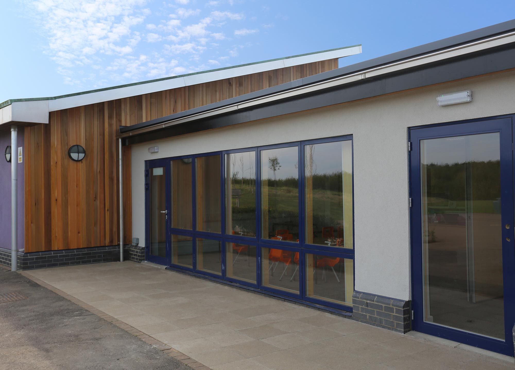 Westfield Primary School   New Teaching Space, Suffolk   View Case Study