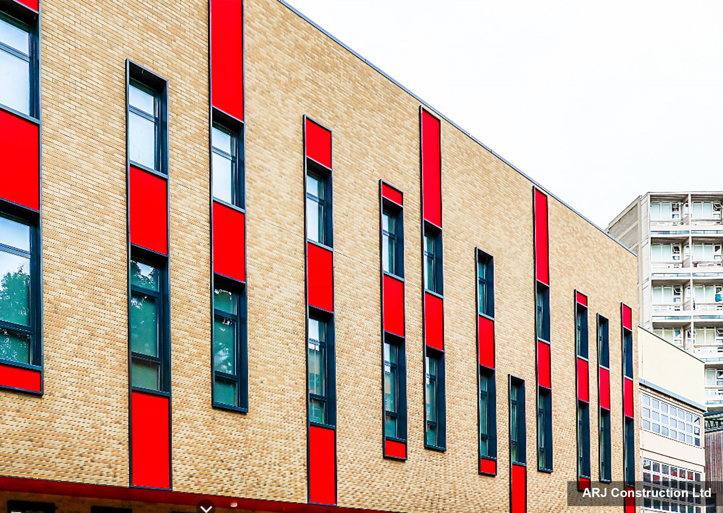St George's Catholic School   Expansion, London   View Case Study
