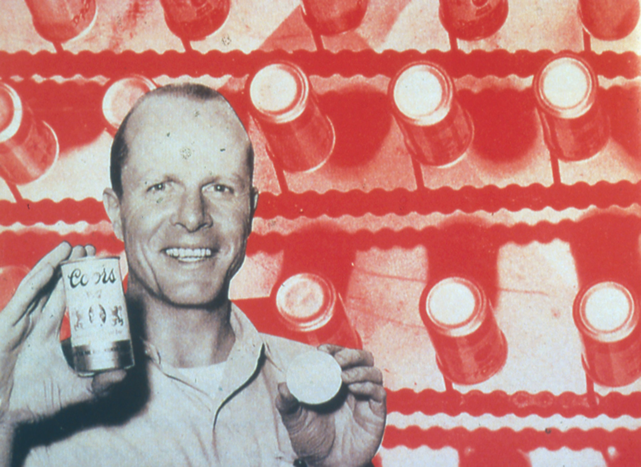 Bill With Coors Cans.jpg
