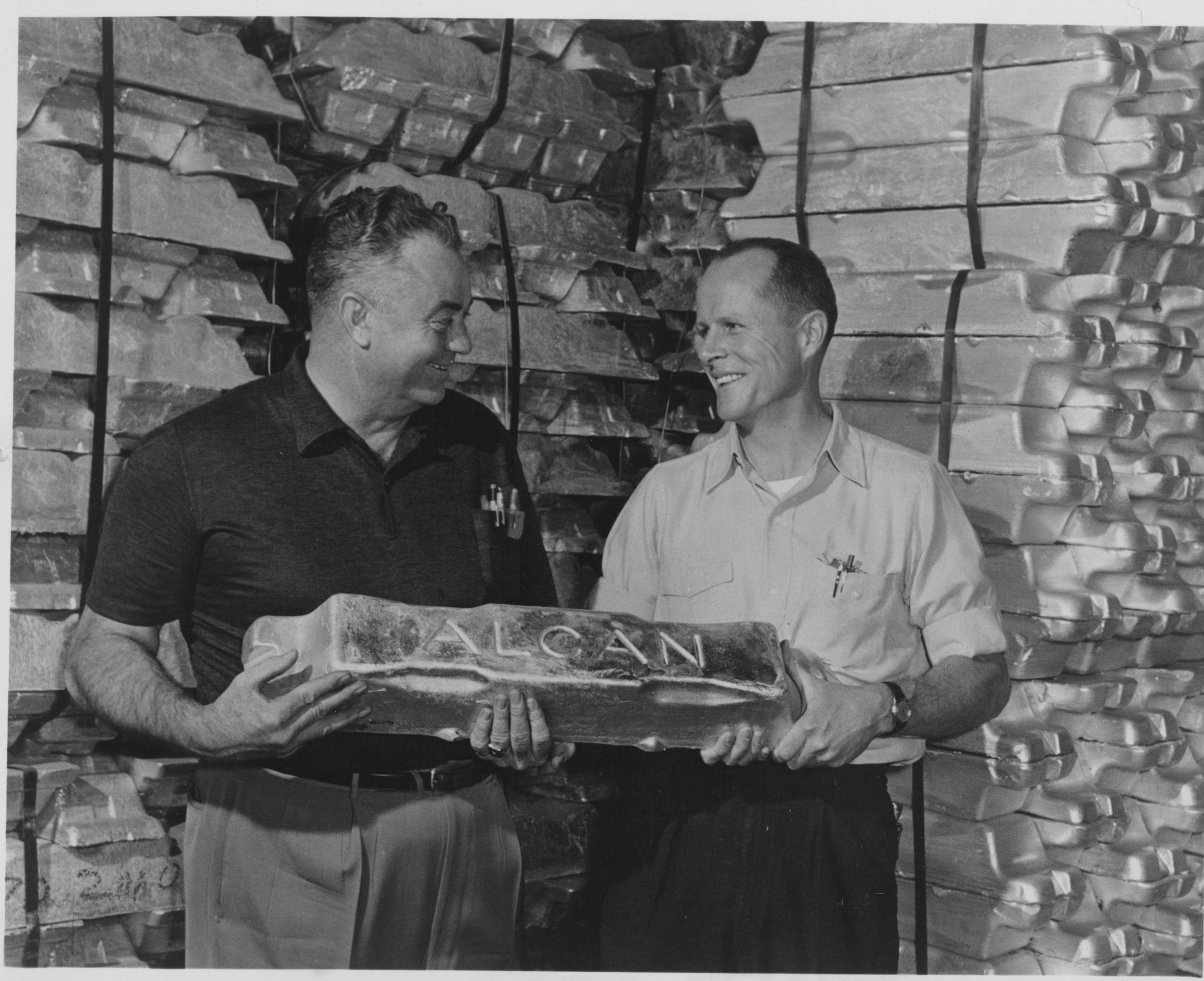 Bill and Bob Mornin – circa 1960s