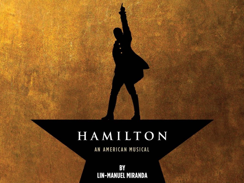 Theater-Hamilton-Cast-Album 2