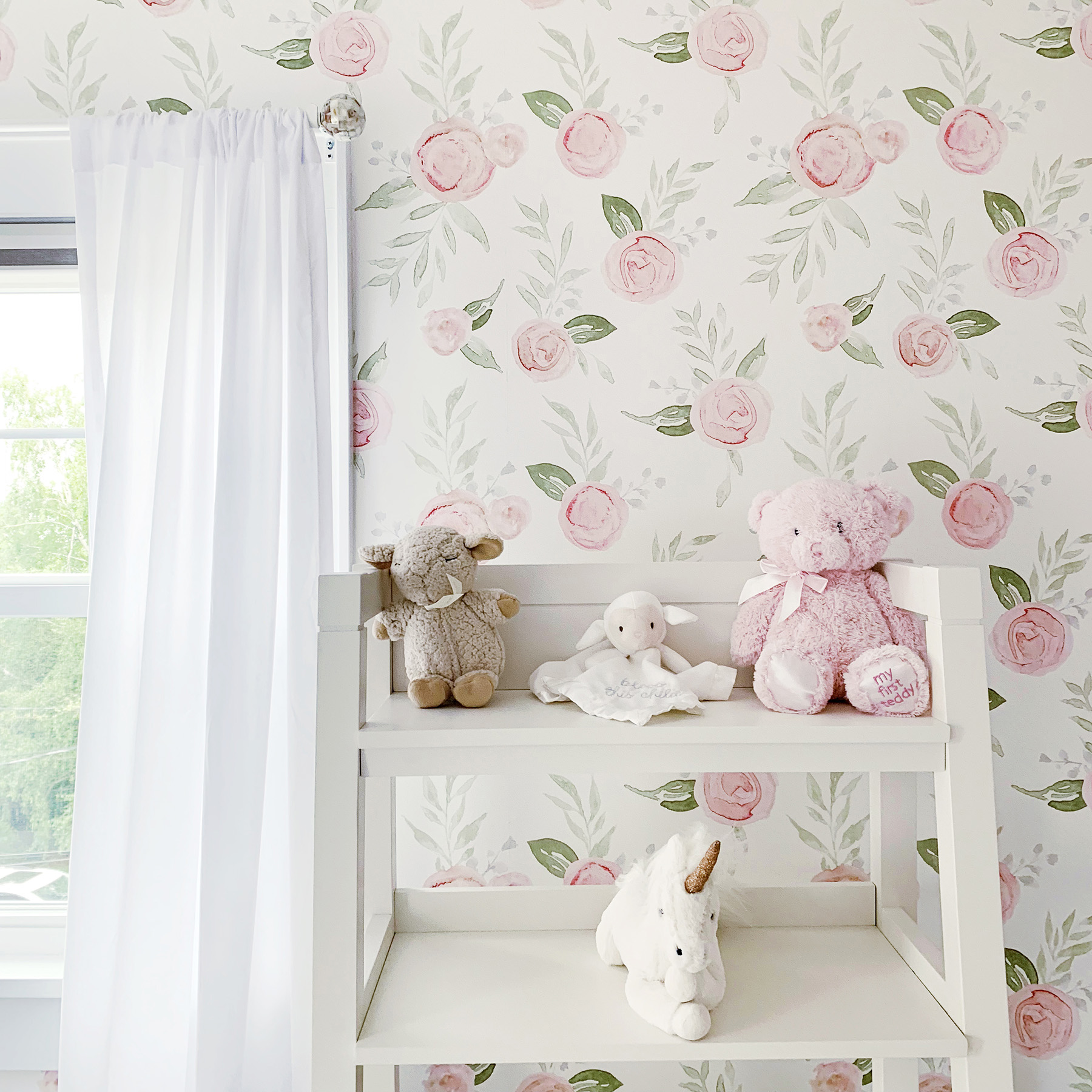 Copy of Little Girl's Bedroom