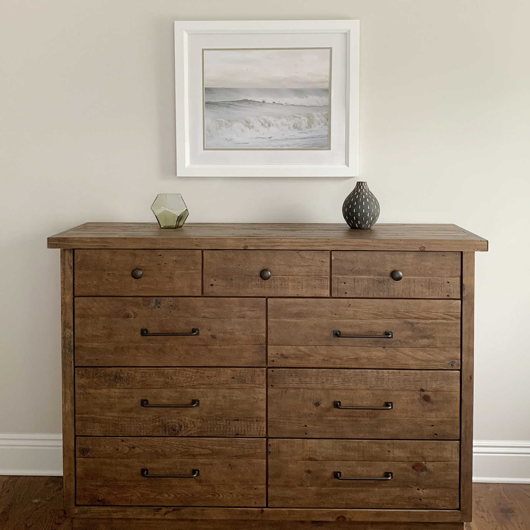 Copy of Dresser with art