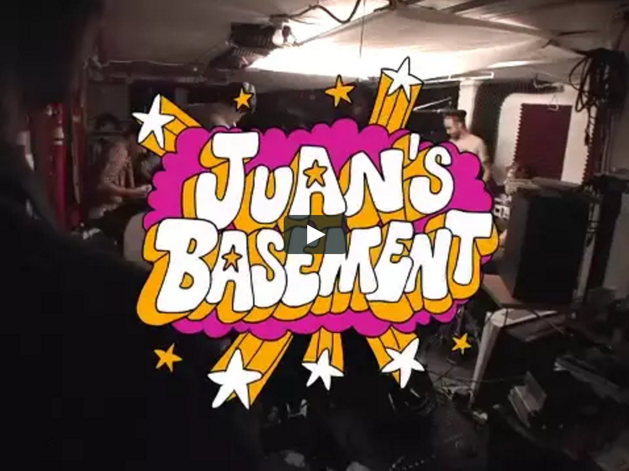 The Walkmen on Juan's Basement