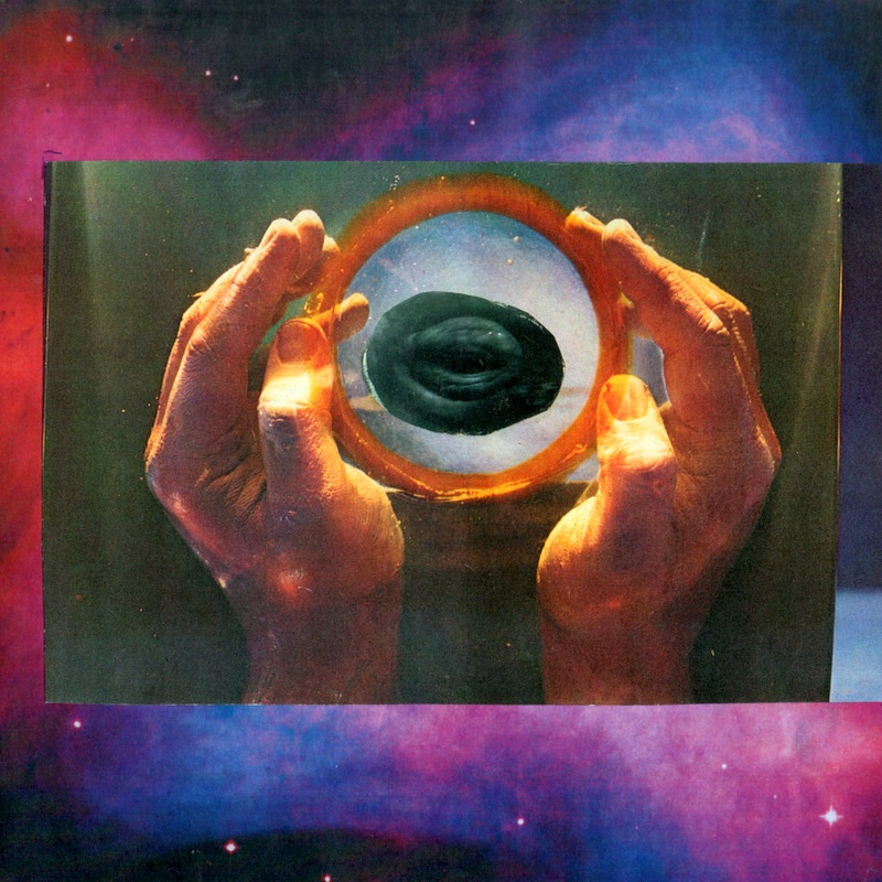 WITNESS  (Transpersonal, 2005, this is 2nd SoulCollage® I made!