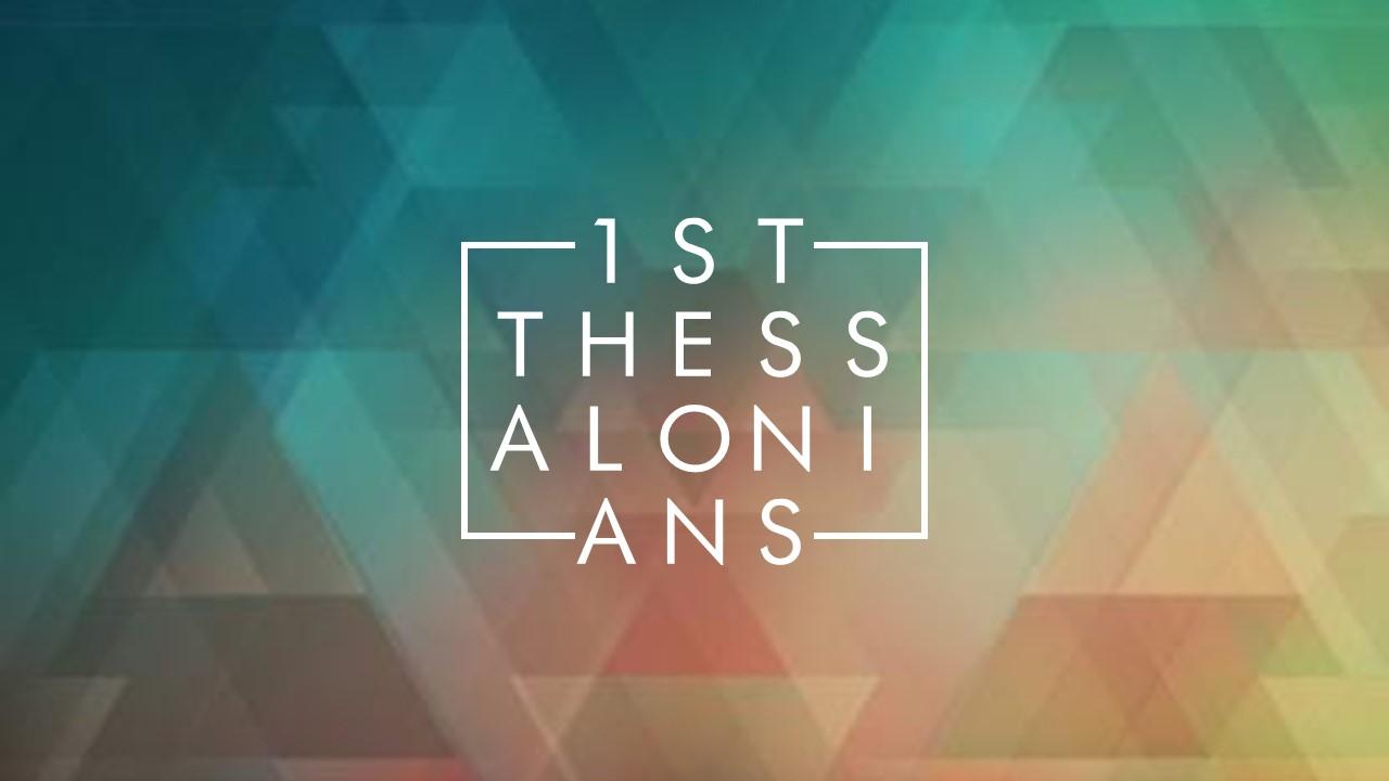 1st Thessalonians