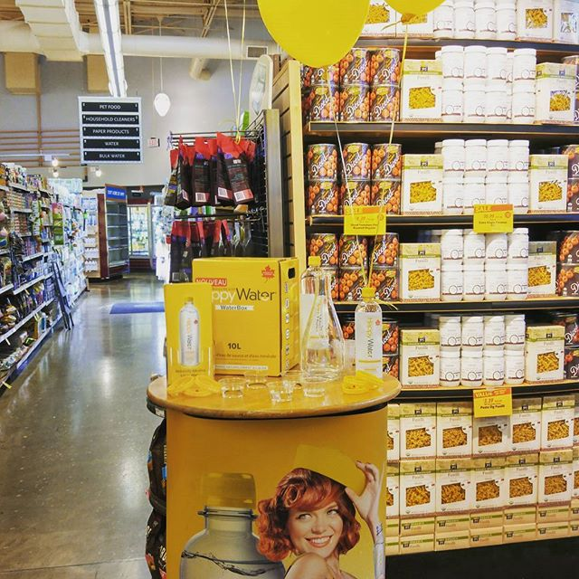 We are #backtoschool with Whole Foods Market, Park Royal!  Come by for BOGOs and deals #livehappy #shoplocal #buylocal