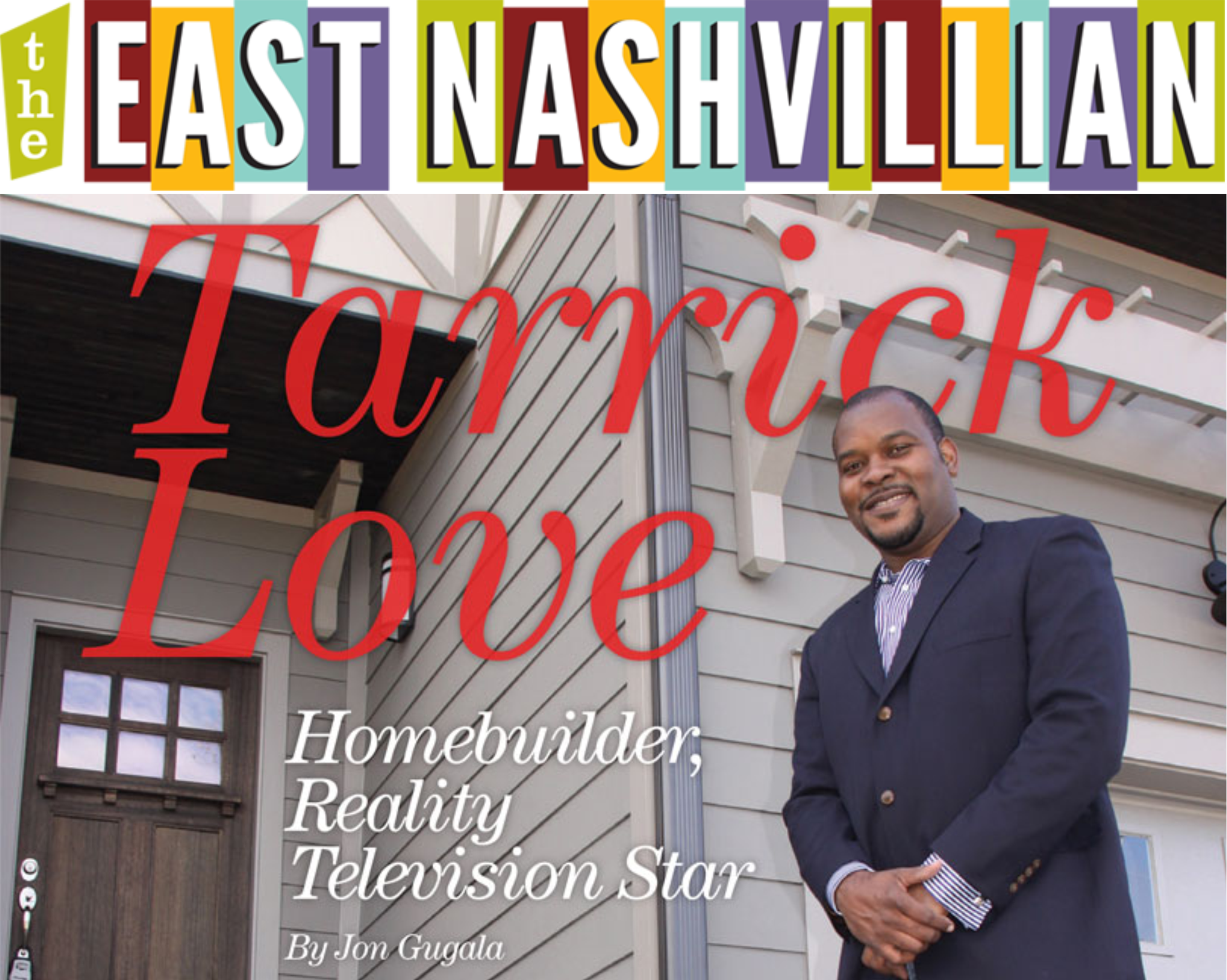 HL TARRICK LOVE | Home builder, reality television star