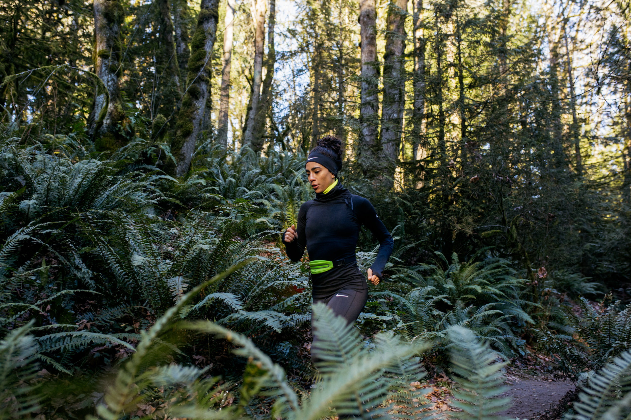Trail Running Nike Luke Webster Photography