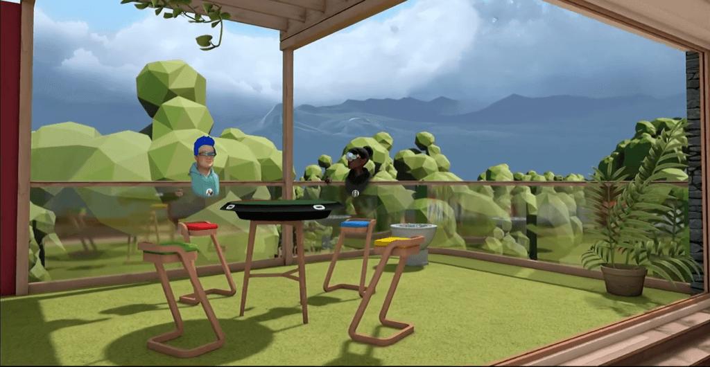 This is Oculus Venues
