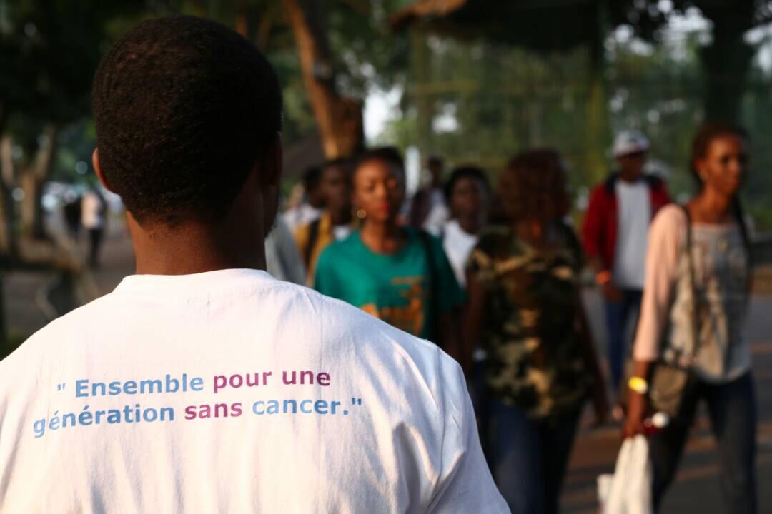 Ensemble contre le cancer au Congo -