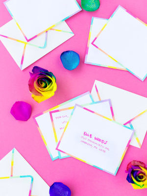 Weekly-Roundup-12-Studio-DIY-Rainbow-Edge-Stationery.jpg