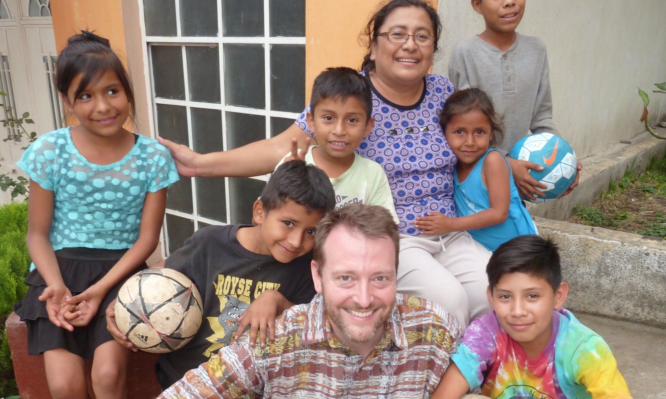 Pastor Chris Romig, Mission Trip