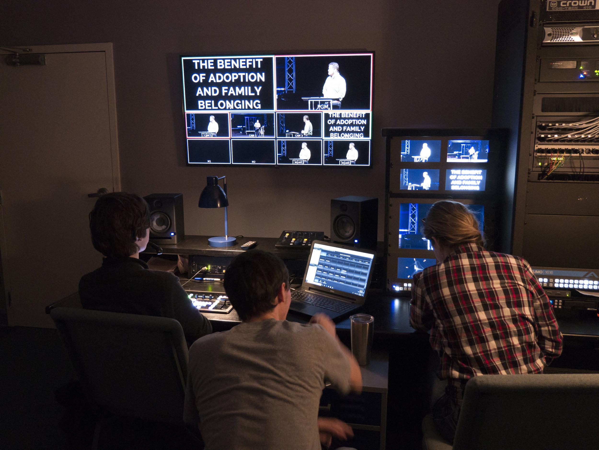 Production Team -