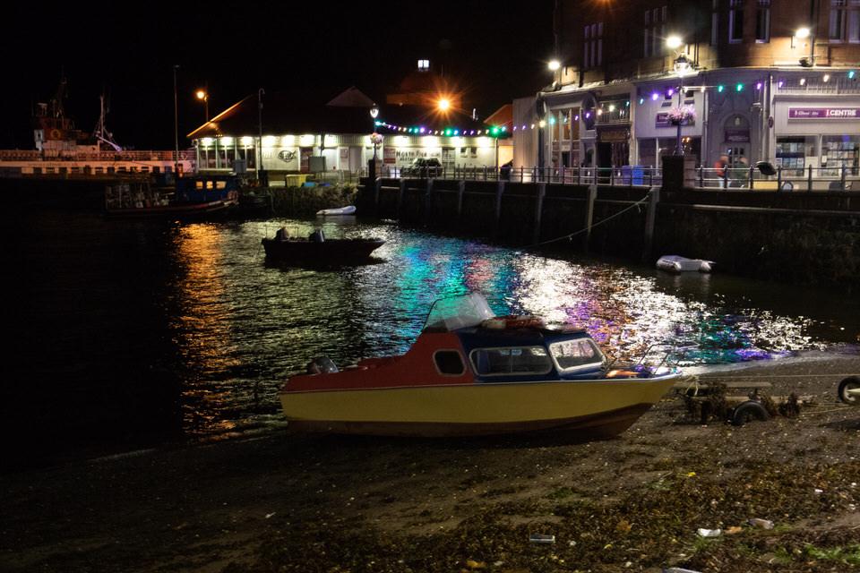 Pretty Oban, Scotaland. One of the best honeymoon spots! | MIssFunctional Money