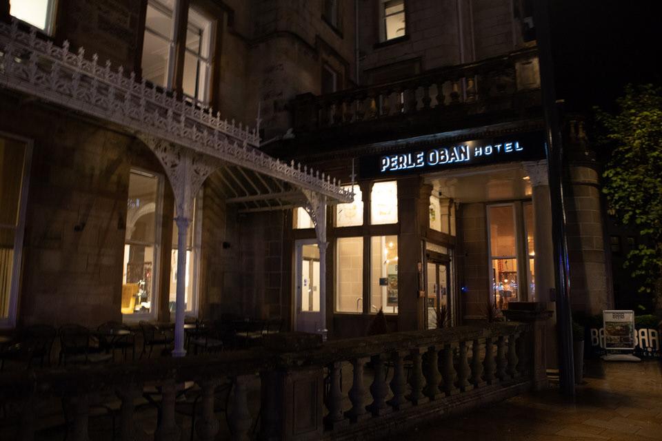 Perle Oban in pretty Oban, Scotland. One of the best honeymoon spots! | MIssFunctional Money