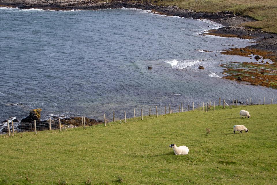 The northernmost point of Isle of Skye, Scotland | MissFunctional Money #honeymoon #travel #scotland