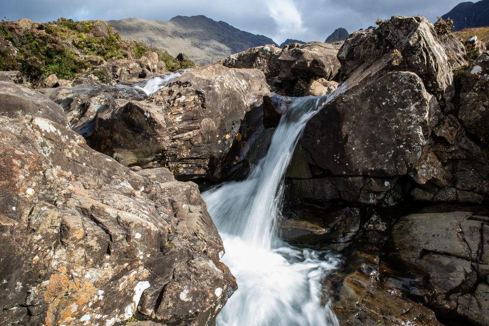 Fairy Pools on Isle of Skye, Scotland | MissFunctional Money #honeymoon #travel #scotland