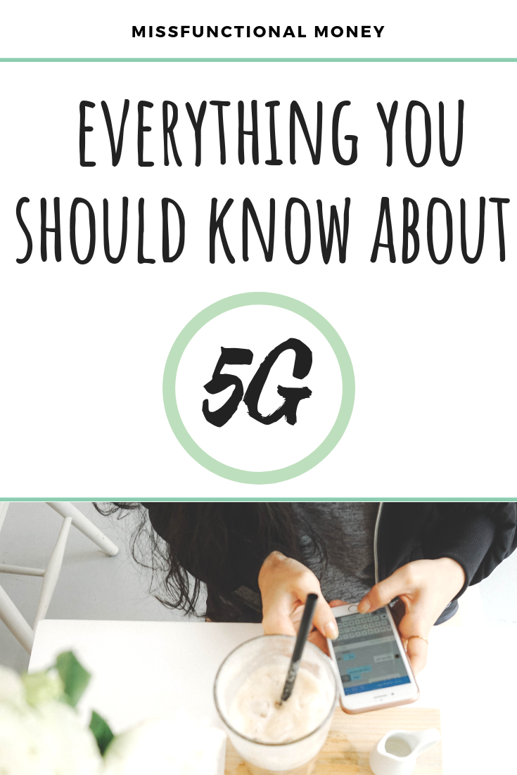 What is 5G? Will it cost more money? Here's what you should know. #missfunctionalmoney #tech #money