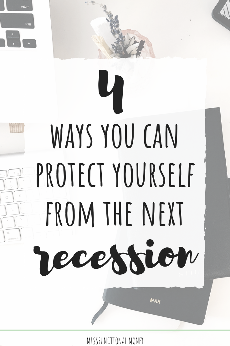 Intro to investing: Bull markets, bear markets, and how you can protect yourself from the next recession. #investing #tips #missfunctionalmoney #money
