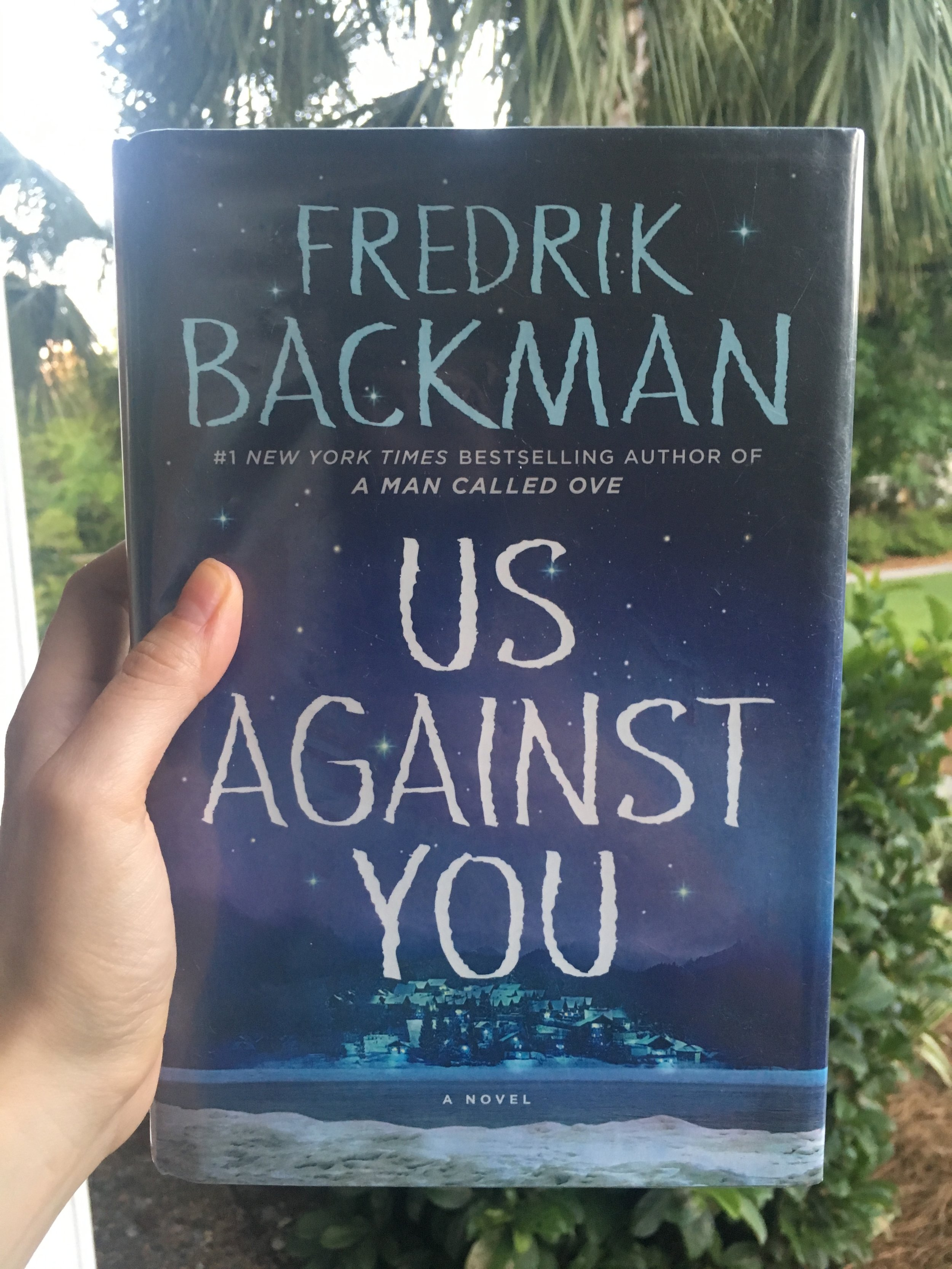 US AGAINST YOU - by Fredrik Backman