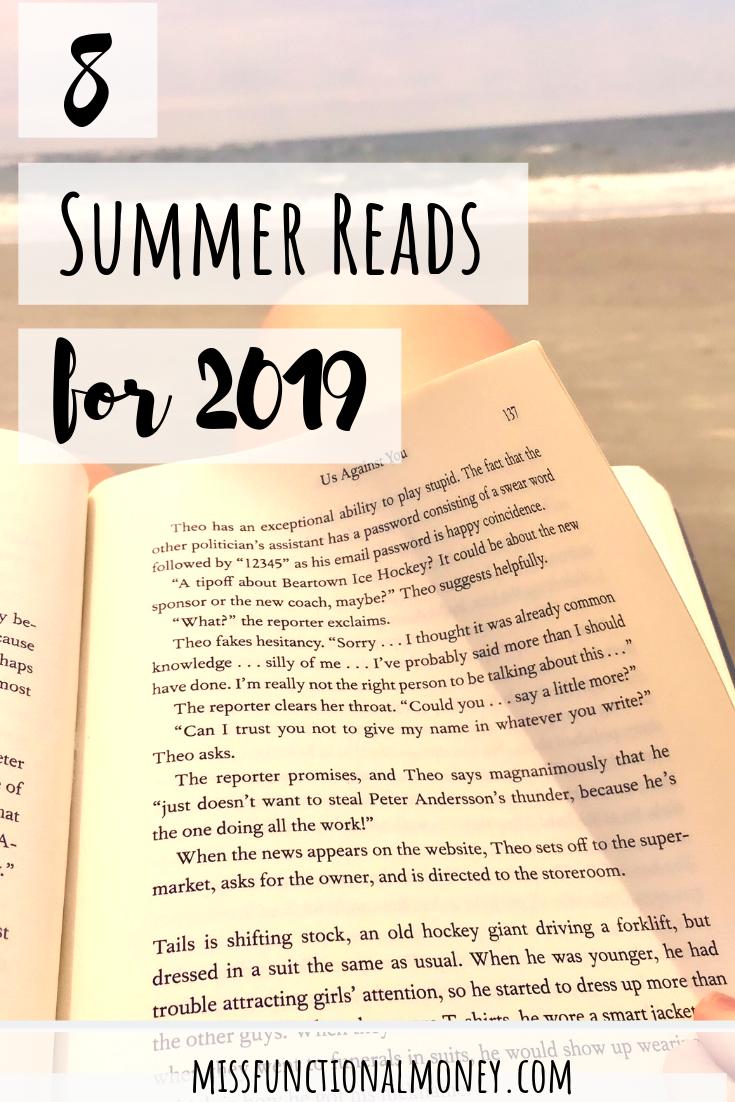 top summer reads 2019 #WIRN #books #summerreading