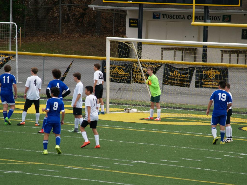 U16 Shield v. Gaston United