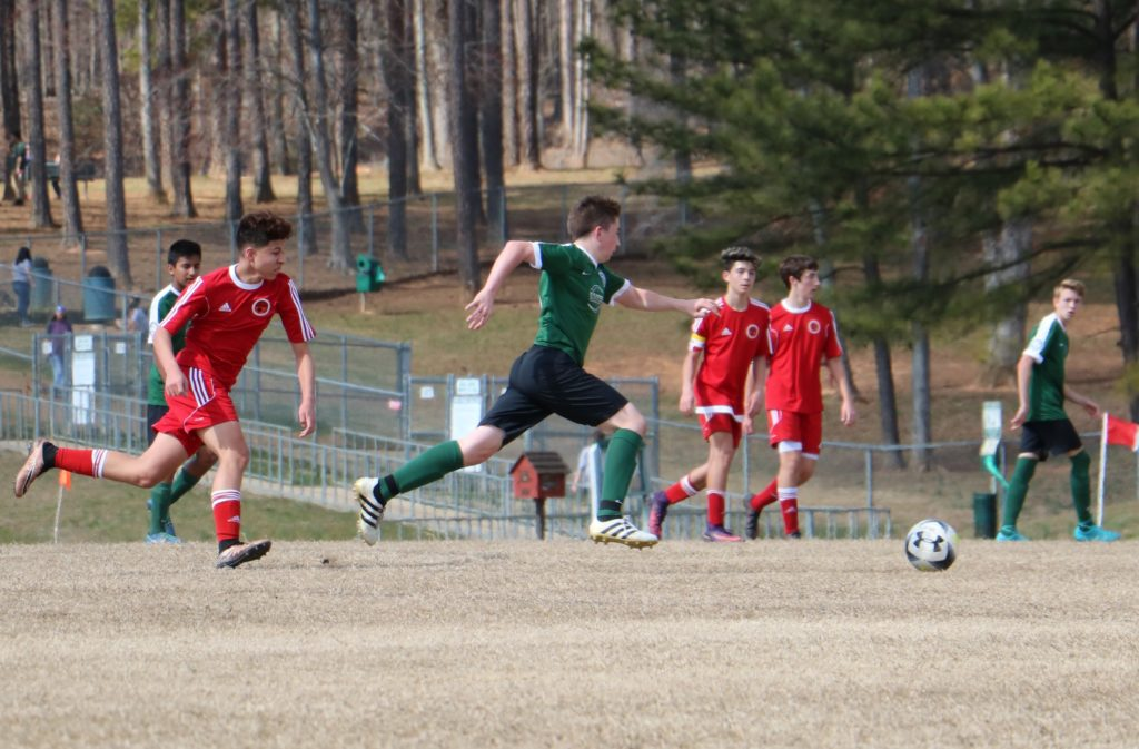 U16 Shield v Flames White