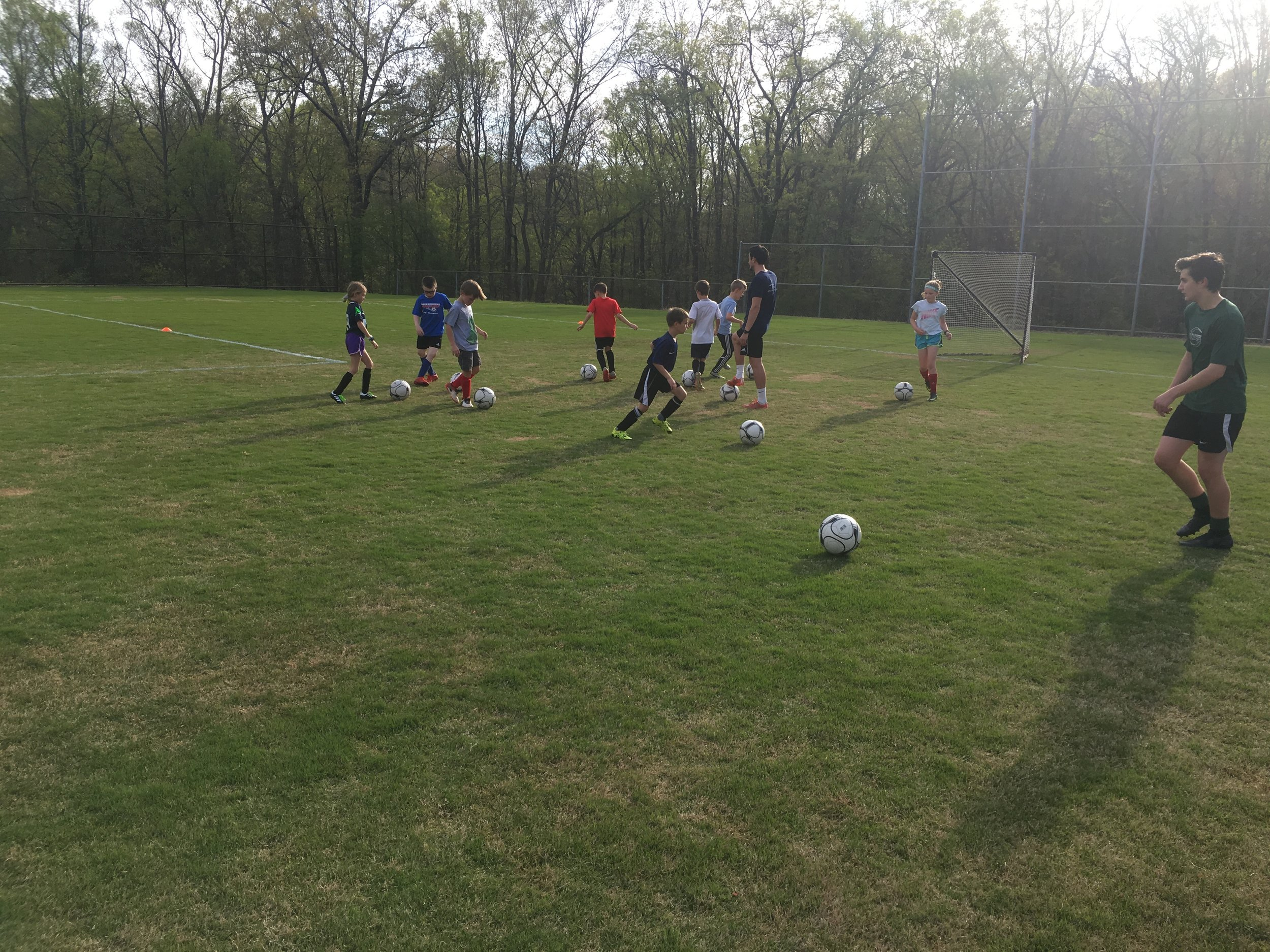 Four Week Program - Sessions will be ran like our usual Technical Sessions. No contact, just simply working on the technical aspect of football. Sessions will be appropriate for ability/ability of the group. Limited spots available.Dates - 6/10, 6/17, 6/24, 7/1Location - Asheville SchoolTime - 5-6.30.Price - $50. Includes Shield Camp Shirt