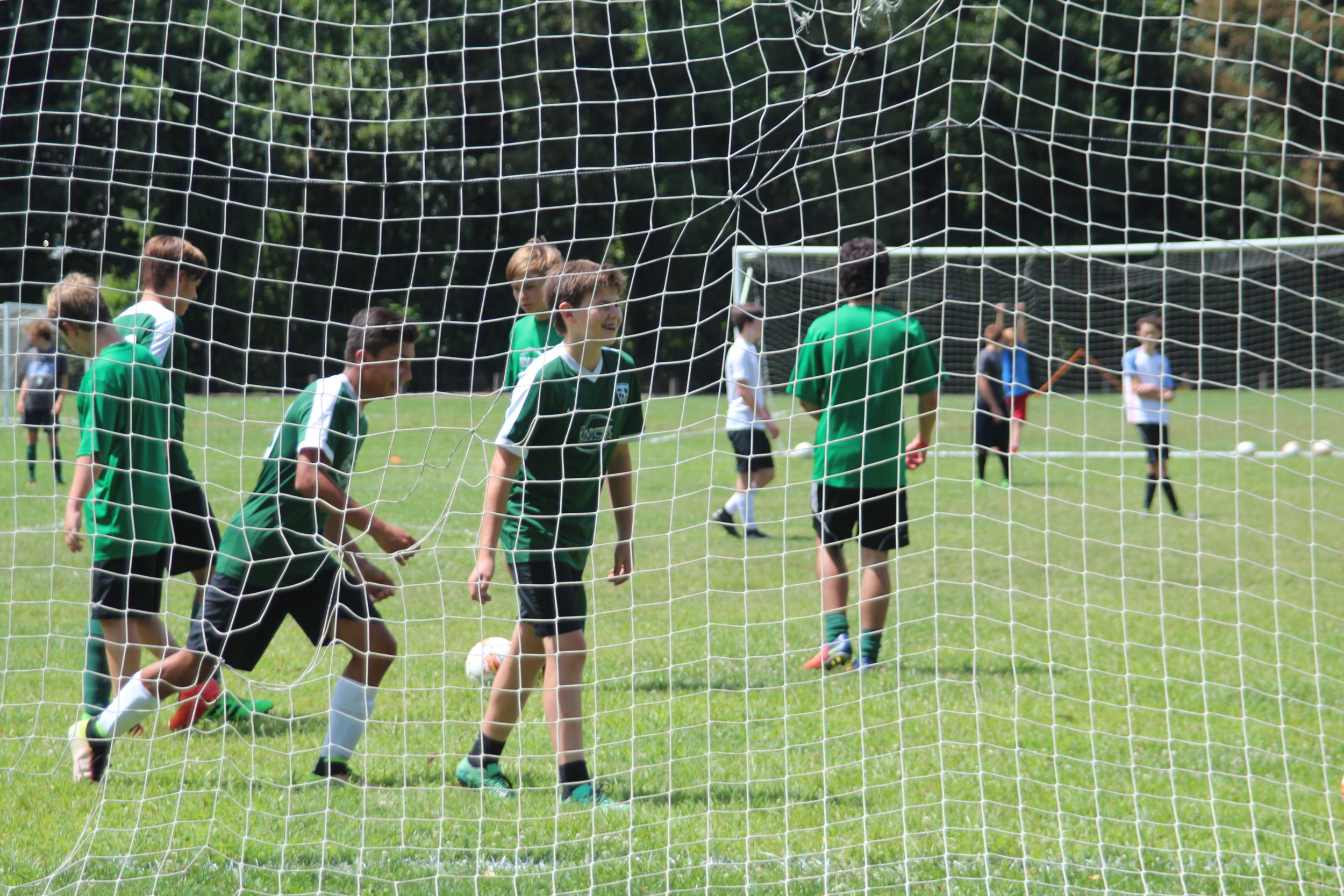 Three Day Camp - Each camp day will feature different daily topics which will include a lot of technical work, possession based drills, and match like situations to create game realistic scenarios. The camps will help keep players active during the summer, whilst preparing them for their Fall season. Groups will be decided based on age/ability. Limited spots available.Dates - 6/25, 6/26, 6/27Location - Asheville SchoolAges/Time - 9-17 @ 1-4pmPrice - Shield Players - $100. Non-Shield Players - $150. Includes Shield Camp Shirt