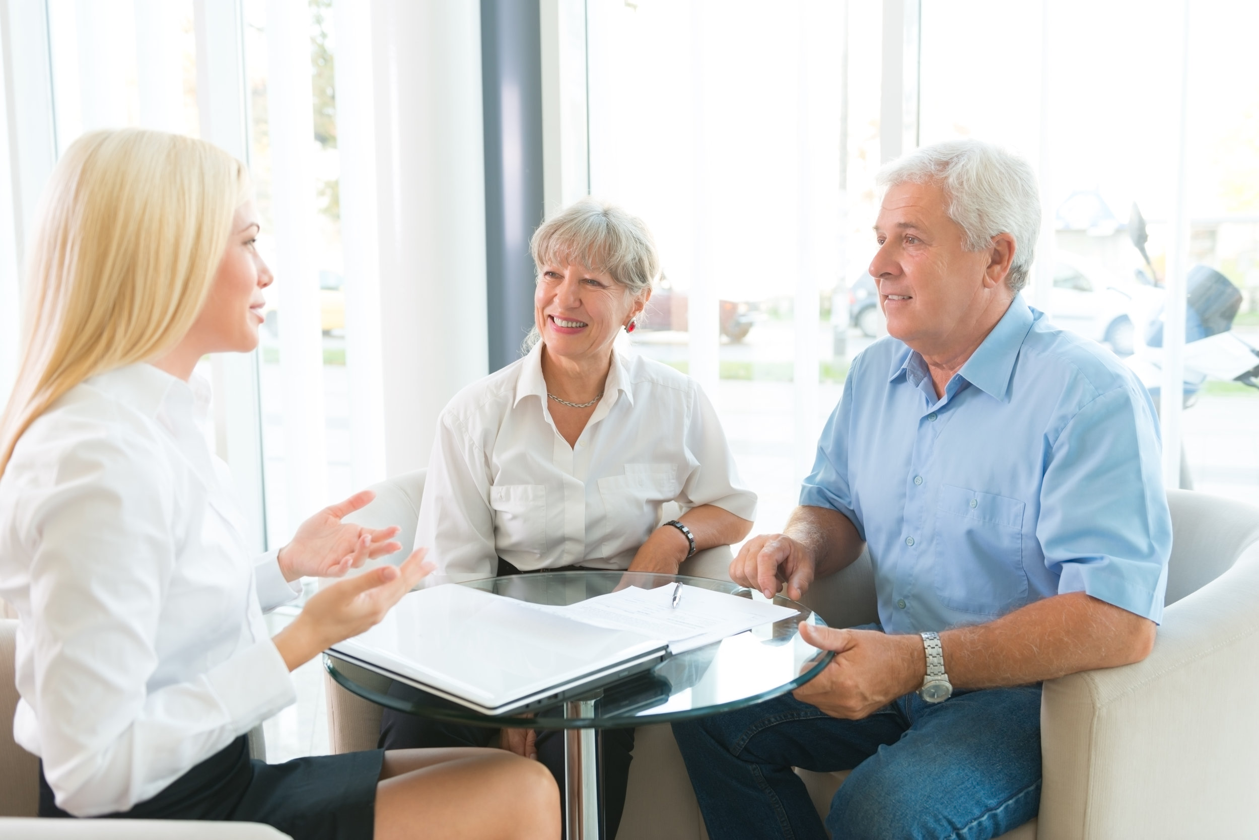 Insurance Health Care Costs Meeting