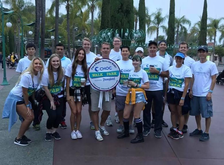 CHOC Fundraising Walk