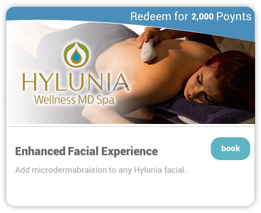 Hylunia on Carepoynt - Enhanced facial experience