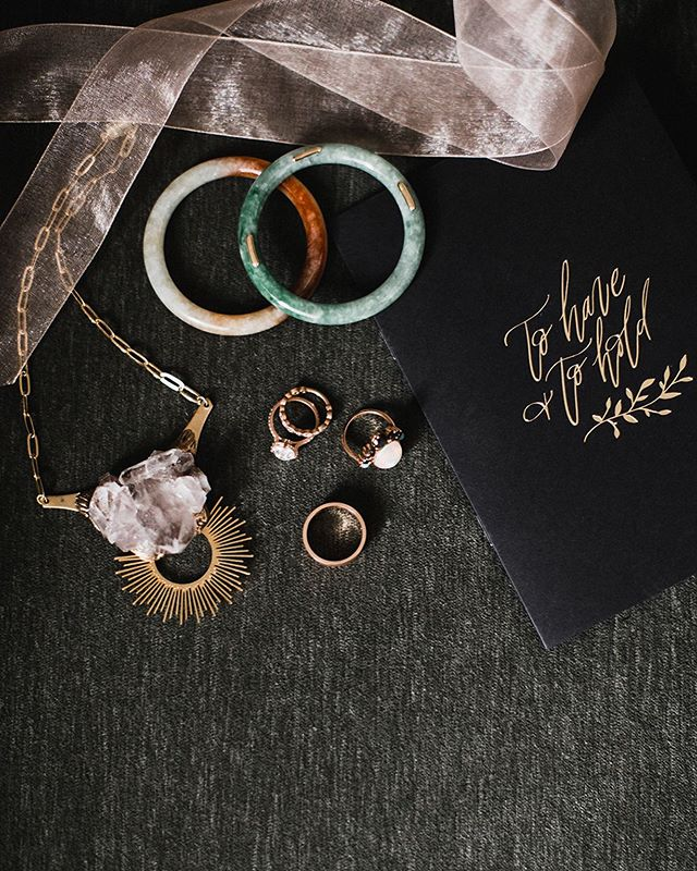 Been quiet around these parts as I am enjoying my time off of the grind. Headed to Ocean Shores this weekend with the hubs. Here's a little vow book shot to remind you I may be gone, but never far. . . . Photo: @sullivanandsullivanstudios Video: @alaynaerhart Planning/Design: @rockandstoneweddings Florals: @colibri.blooms  HMUA: @pacific_brides Placecards: @loverferndesign Gown: @limorrosen from @lovelybridedc Wall hanging: @sheweaves_ Venue: @alderbrookresort DJ: @djlivinh Cakes: @deepseasugar