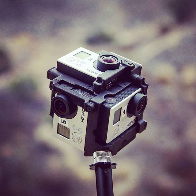 #TBT to the one that started it all: The Freedom 360 Mount. Look how far we have come! • • • • • • • #virtualreality #VR #experience #travel #Explore #adventure #production #360degrees #Hollywood #LosAngeles #California #Beautiful #IGDaily #love #Instagood #Home #tech #Startup #Technology #Ar #htcvive #Immersive #explore #TechStartup #work #old #great #dependable #true