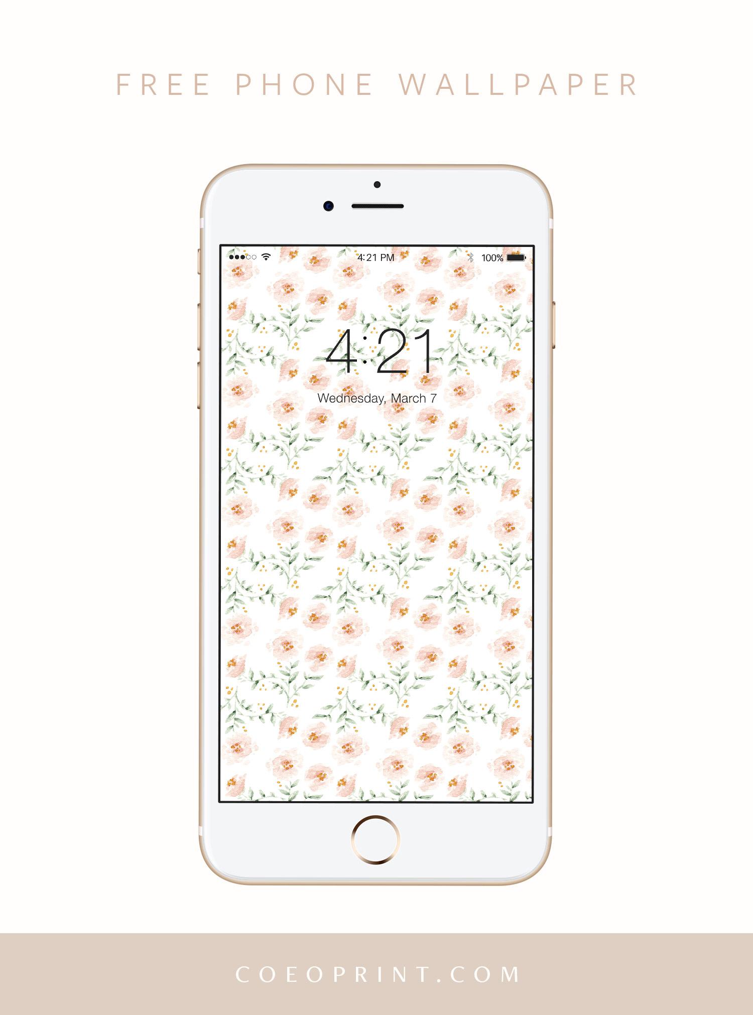 free-phone-wallpaper-download-watercolor-floral-pattern-2.jpg