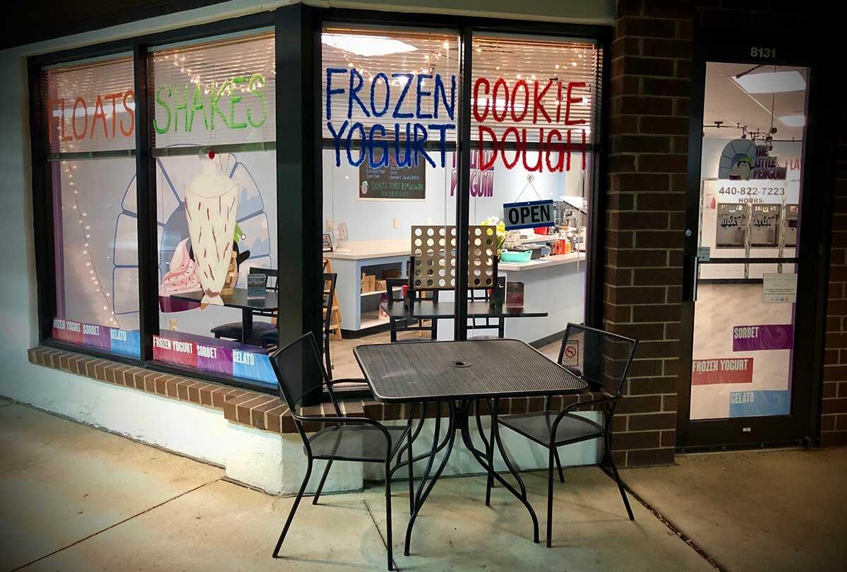 Olmsted Falls Dessert Frozen Yogurt Ice Cream Cookie Dough Shakes