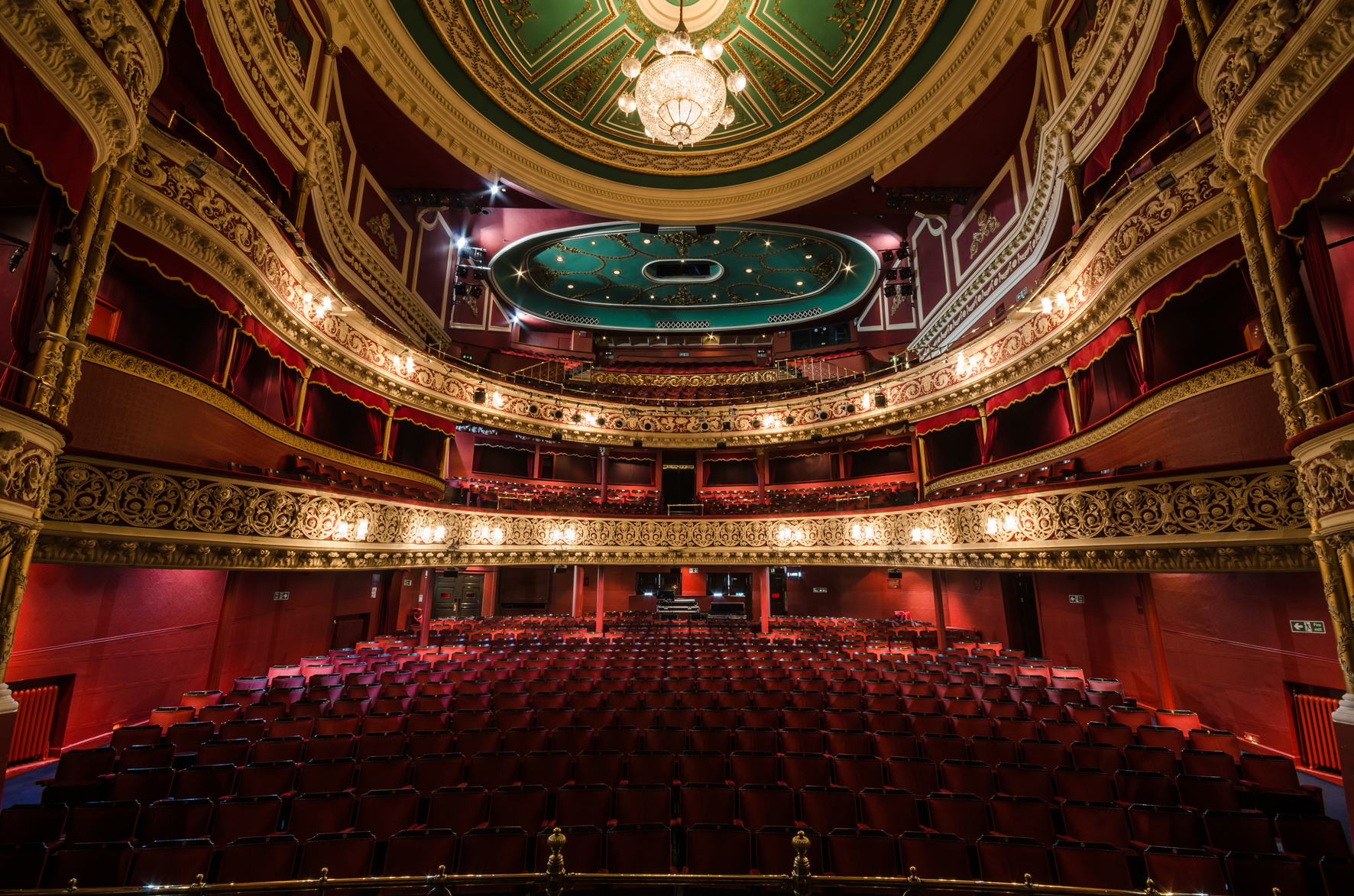 The Gaiety Theatre Furniture